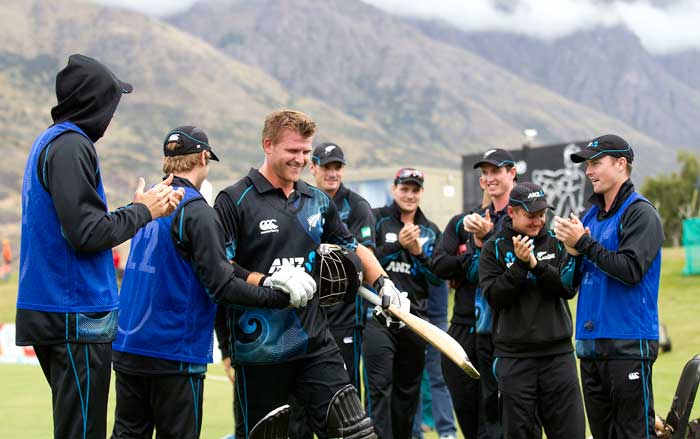 New Zealand are a young side brimming with confidence after their successful series against West Indies. Apart from senior pros Brendon McCullum and Ross Taylor, we look at some of the young Kiwi players who could make a difference in the home series against India.