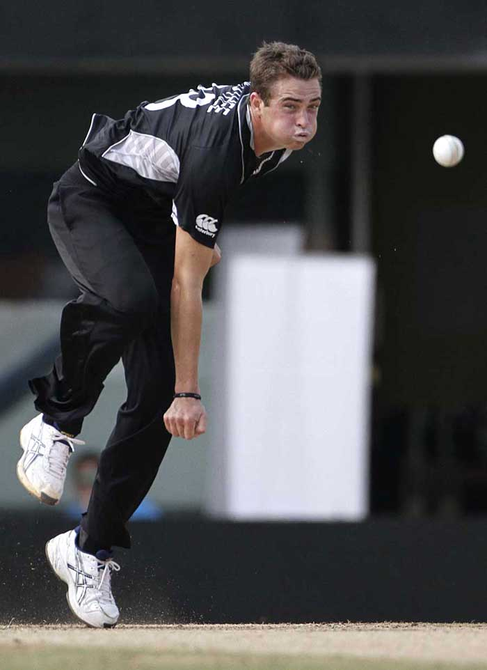 Boult's partner-in-crime Tim Southee is New Zealand's most experienced pacer at just 24 years of age. He will be a thorn in the Indian batsman's flesh.