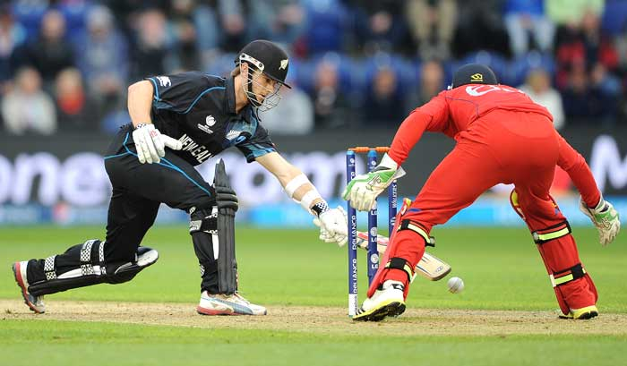 Kane Williamson is widely regarded as the future of New Zealand cricket. A No.3 in all formats of the game, he is a future captain in the making.