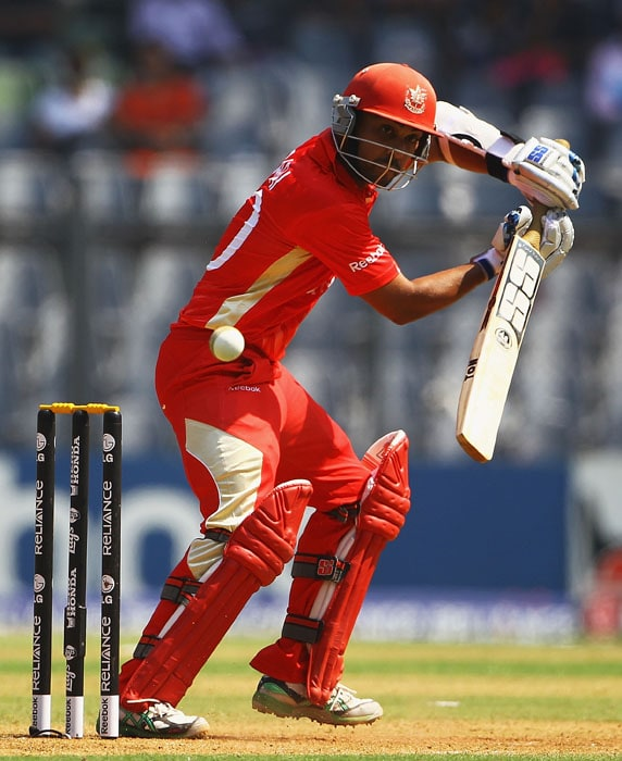 Bagai played a valiant knock of 84 off 87 balls to lead the Canadian resistance and ensure they reached a respectable total.