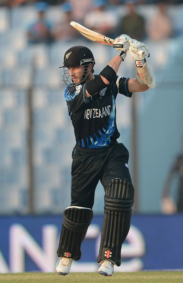 Kane Williamson began well as the Kiwi opener but threw away his start as he was dismissed for 29.