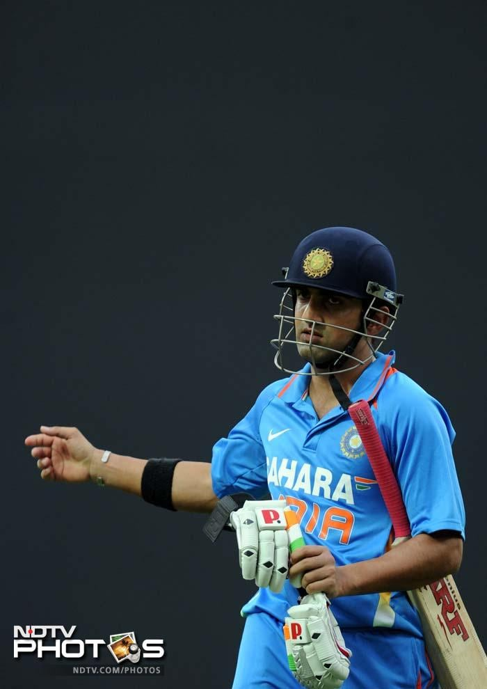 <b>Gautam Gambhir</b>: There were questions being raised about his form and rightly so as he could manage just a single fifty in the twin 'Aussie-English' debacle. He has come back well though with a successful Sri Lanka tour. In fact he is one of India's best bet when it comes to T20.