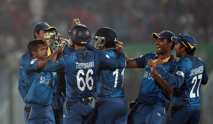 In the end, Sri Lanka bowled out New Zealand for 60, winning by 59 runs and reaching semis. As the toppers of Group 1, they will face winners of the match between West Indies vs Pakistan