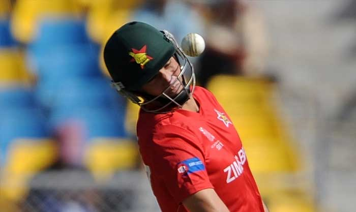 New Zealand seamers began on a good note earlier in the day and dismissed Zimbabwe's top-order in quick time.(Getty Images)