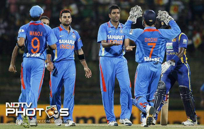 India rounded off a brilliant tour to Sri Lanka for them with yet another victory in the one-off Twenty20. For India it was Virat Kohli yet again proving why he is fast becoming one of the country's finest batsman and the 'go-to' man. Irfan Pathan with three wickets and Ashok Dinda with four scalps, led the bowling front. (AFP and AP Photos)