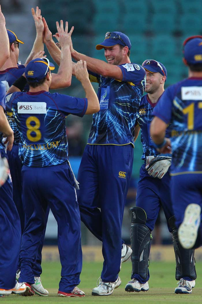 Otago went on to score a comfortable 62-run win. It was their 14th win in their 15 unbeaten matches.