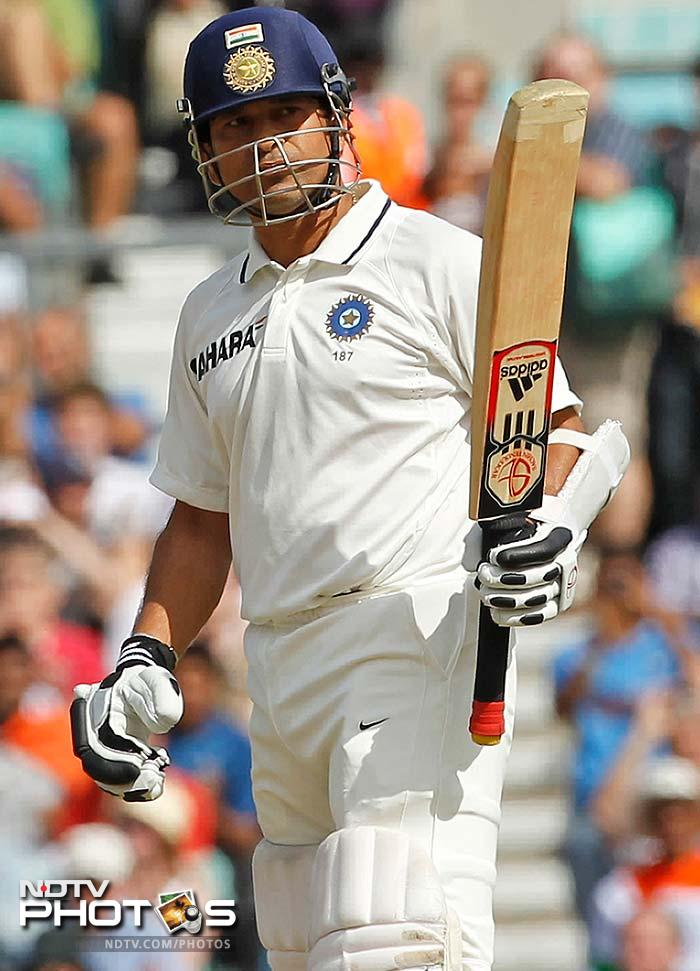 Sachin fell on 91, nine short of what would have been another milestone but it was left for another tournament, the ODI series coming up, perhaps.