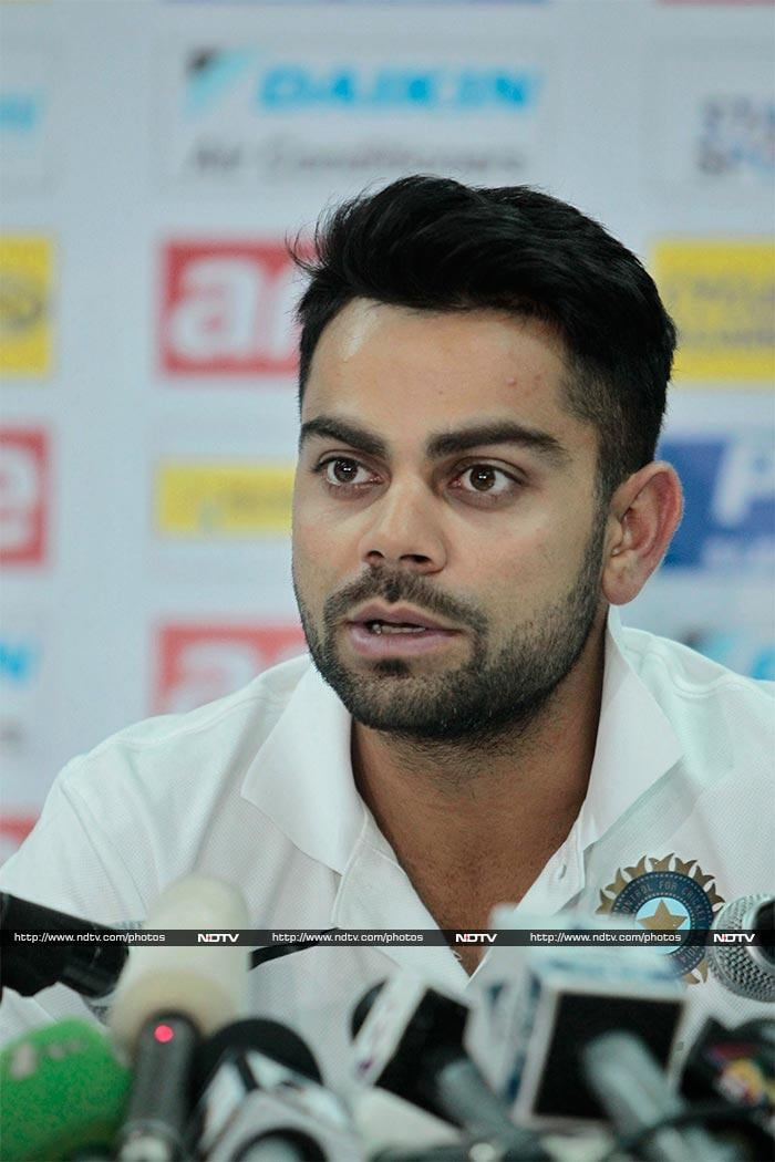 """India skipper Virat Kohli has tried to downplay the hype around the India vs Pakistan match - scheduled to be played on March 2. <br><br>A game against Pakistan is always a hyped game for us, obviously a big pressure match. We take every game the same way,"""" he told reporters in Dhaka."""