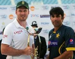 Photo : South Africa beat Pakistan to register 100th Test victory