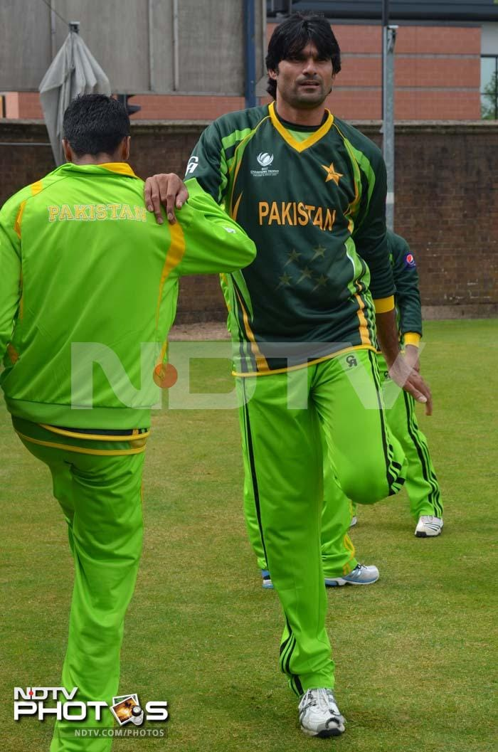 Another bowler to watch out for would be Mohammad Irfan. <br><br>The tall 31-year-old pacer has claimed four wickets so far and has been Pakistan's most economical bowler (3.68).