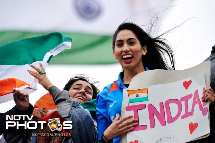 Here is what happened when India last faced off against Pakistan...<br><br>In a match constantly halted by rain, India outplayed Pakistan in every department of the game to register their first Champions Trophy win against the side.<br><br>India - already with a semifinal berth - advanced with an unblemished record in this edition of the tournament, eventually lifting the trophy. (AFP and AP images)