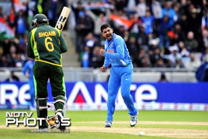 For India, Ravindra Jadeja claimed two wickets along with the same number for Ashwin, Ishant Sharma and Bhuvneshwar.