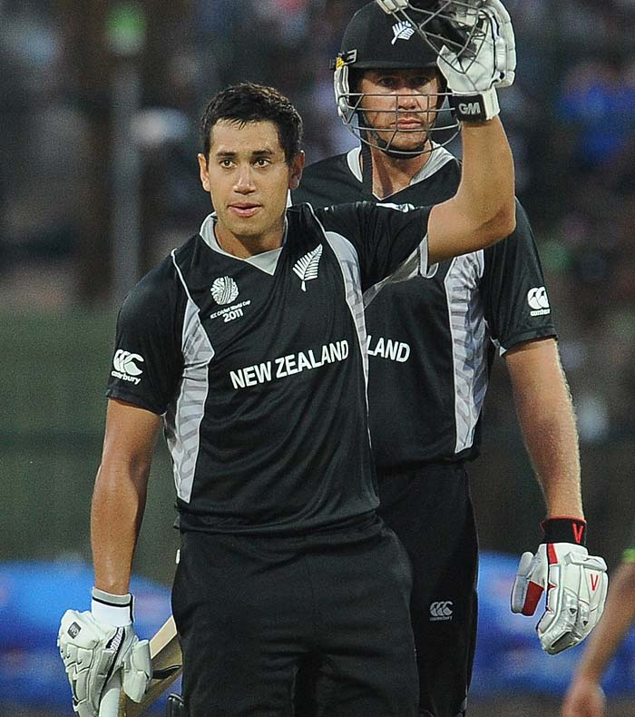 New Zealand registered a comprehensive victory against Pakistan. The margin of 110 runs was thanks mainly to Ross Taylor's systematic decimation of the opposition's bowling.