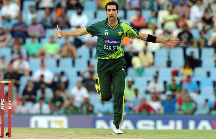 Gul claimed wickets at regular intervals and his performance eventually saw South Africa fold on 100.