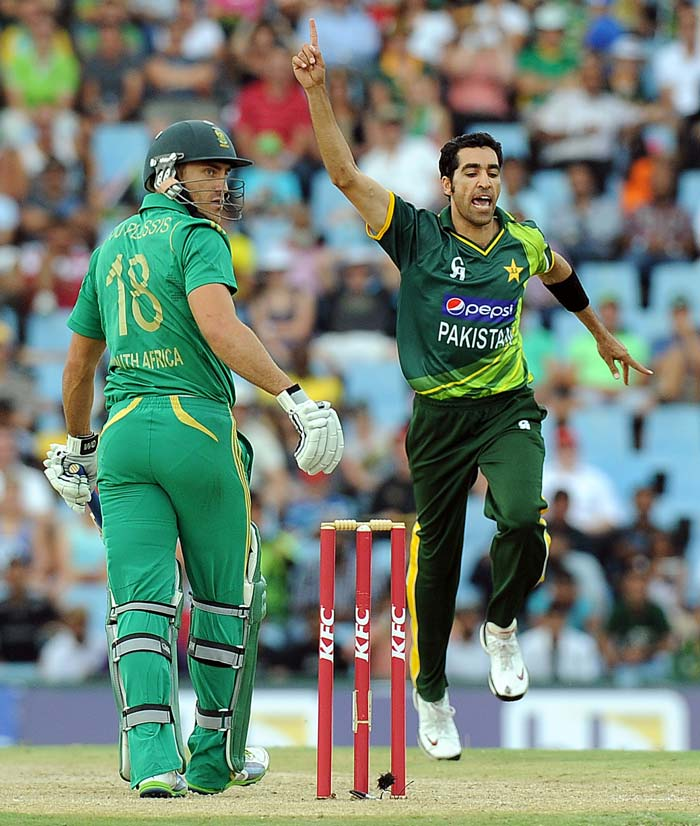 Pakistan hit back hard at South Africa after a grueling Test series. The visitors registered a massive 95-run win against the Proteas to claim the second T20 match.