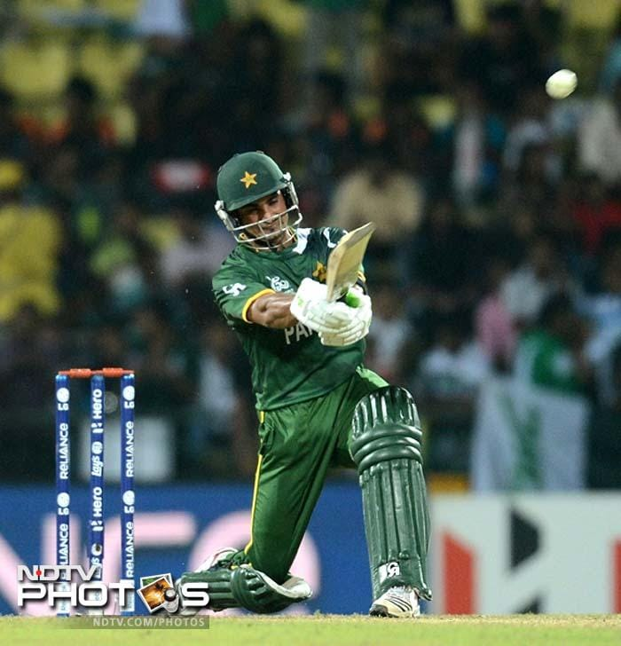 See this man? Get this man!<br><br>That is what MS Dhoni should be telling his opening bowlers.<br><br> Imran Nazir is in prime form. He played a splendid knock against Bangladesh and is second only to Nasir Jamshed in terms of batting prowess in the side, in this tournament.<br><br> Against India, he showed he may be outfoxed by spin but his early dismissal regardless of pace, is of utmost importance.
