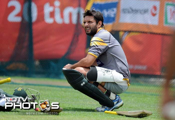 Shahid Afridi has largely been insignificant so far in the tournament. He may have claimed two wickets in the group stages but has been boom-boomed away by the batsmen as well. With the bat, he has been extremely pale but India should not let him off easy. He has earned a reputation over the years and MS Dhoni's side should not test his bad form.