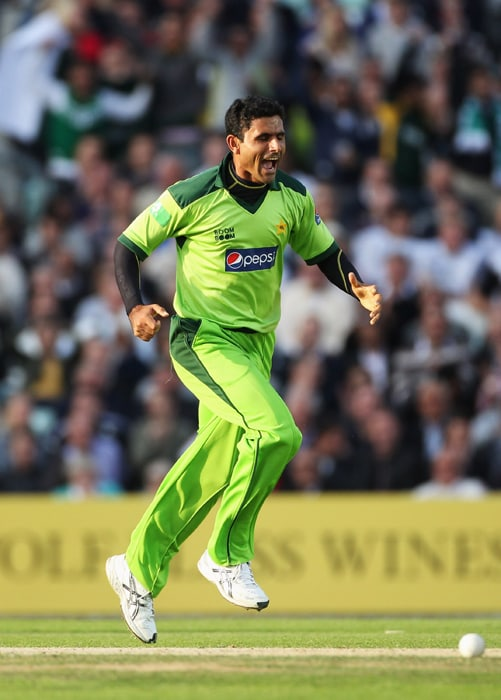 <b>ABDUL RAZZAQ</b><br><br> <b>Age: </b>31.<br><b>Role: </b>Right-hand batsman, right-arm medium-pacer<br> <b>Stats: </b>ODIs 254, Runs 4,959, Highest 112, Average 30.05, Strike-Rate 81.44, Centuries 3, Fifties 22; Catches 33. Wickets 262, Best bowling 6-35, Average 31.83, Economy-Rate 4.71<br><br> Although his bowling is not as effective as it used to be, Razzaq can still play a crucial all-rounder role. He can be a ruthless hitter, a prowess he showed in a 72-ball 109 against South Africa at Abu Dhabi in October last year.(Photo: Getty Images)