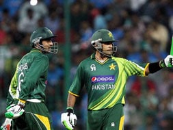 Photo : 1st T20: Pakistan beat India by 5 wickets to go 1-0 up