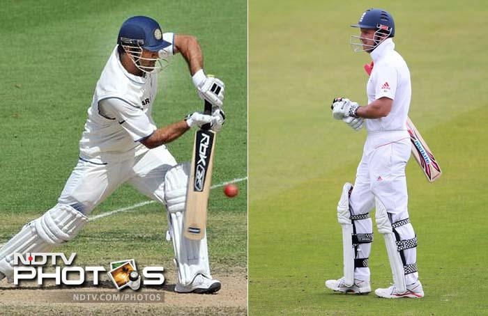And the two men to lead the two forces: MS Dhoni versus Andrew Strauss. While the former is an aggressive, creative leader who is capable of strange but effective moves, the latter is a calculative general who strikes at the precise instance.A riveting contest at hand indeed.