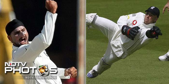 Sturdy horses can have dark shades too. And both India and England have one each in the side. An established spinner, Harbhajan can give England a taste of his batting as well. Matt Prior though is no rookie with the bat and behind the stumps.