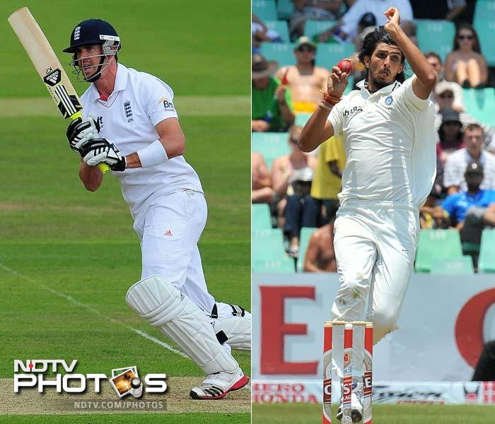 KP is the other batsman to watch out for. Though unpredictable, on his day, this batsman can wreck havoc. But so can Ishant Sharma. The Delhi bowler will look to prove that his rich haul in the West Indies was not just because of conducive pitches.
