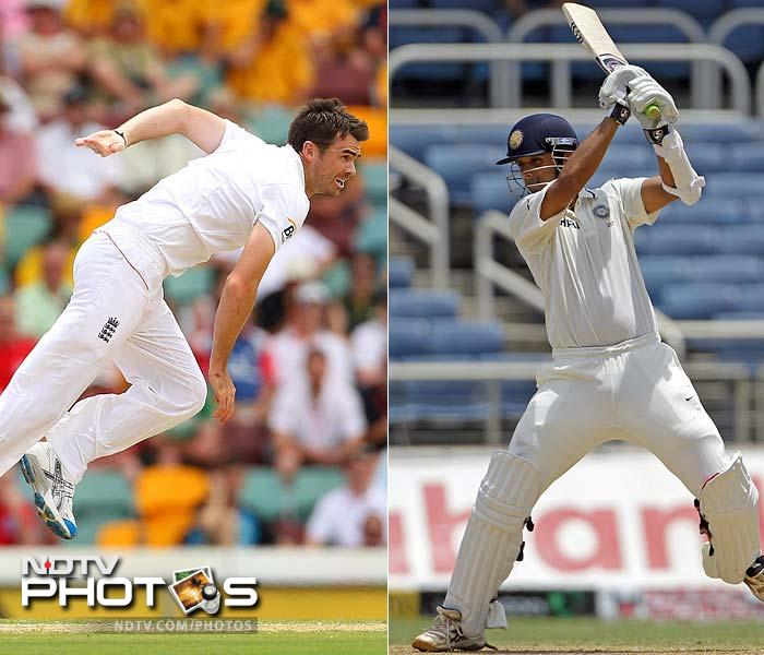 The pillar and the wall of Indian batting, Rahul Dravid returns to where it all began in the 1996 tour. Walls however are known to crack under pressure and James Anderson has the pace to create just that sort of a situation.