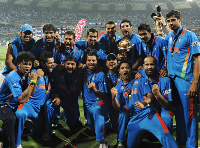 Team India wanted a win for Sachin and the country and on Saturday, they defeated Sri Lanka to claim the title of World Champions and take the coveted trophy.