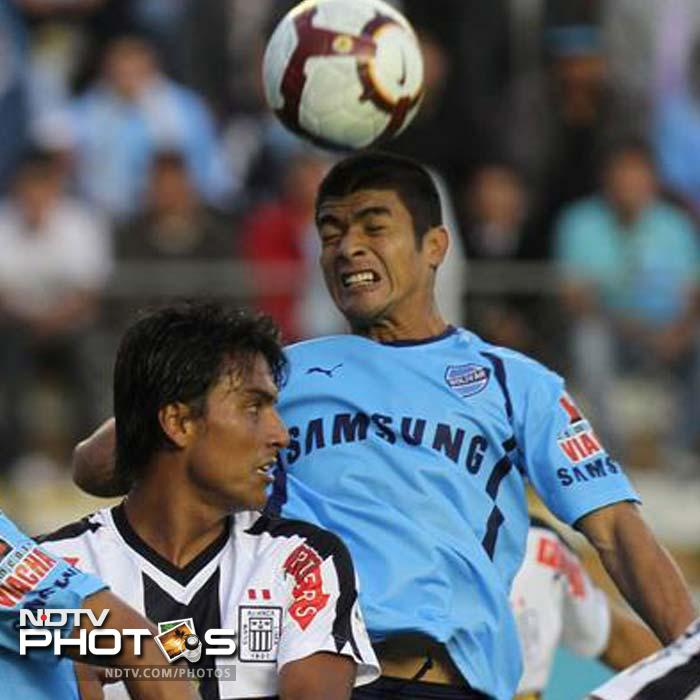 <b>Who's he:</b> Bolivia footballer who plays as a striker<br> <b>Base Price:</b> $140,000<br> <b>Franchise:</b> Howrah (Syncsys Infotech)<br> <b>Sold At:</b> $180,000<br>