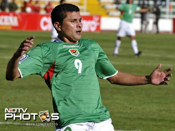 <b>Who's he:</b> A Bolivian forward who is plays for San José in the Bolivian League. In 2002, he was world's leading scorer with 49 goals scored for Club Bolívar.<br> <b>Base Price:</b> $180,000<br> <b>Franchise:</b> Barasat (Uro Infra)<br> <b>Sold At:</b> $180,000<br>