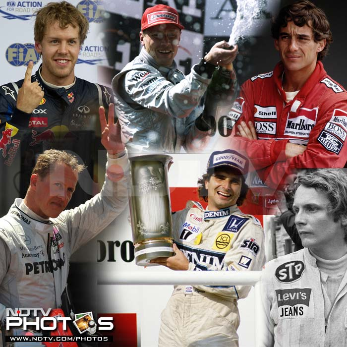 Nicknamed 'Baby Schumi', Sebastian Vettel is following in the footsteps of his senior compatriot, notching up wins as well as pole positions. After securing his 6th pole of the season in Canada, Vettel has become the 10th most prolific pole-sitter in the all-time list, which features only 2 current drivers. Here's a look....