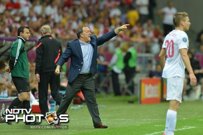 Coach Dick Advocaat should till be a happy man as his team Russia top Group A on four points after two rounds of action with the Czechs second on three points, Poland third on two and Greece fourth on one.