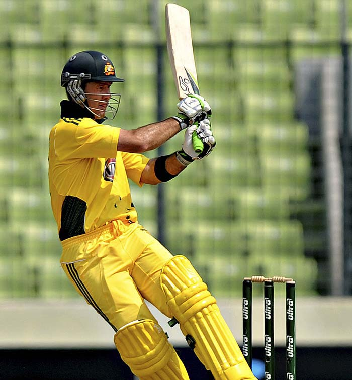 <b>129 off 126 balls vs South Africa, March 2002:</b> Walking in in the 11th over, Ponting stuck around till the 48th over to lift his side to a formidable 290 at Bloemfontein. South Africa managed only 253 and lost by 37 runs to give Oz a 3-0 lead in the 7-match series.