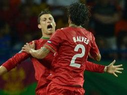 Euro 2012: Ronaldo brace knocks out Netherlands