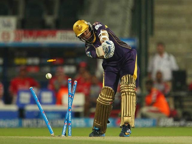 IPL 7: Solid Punjab defeat shaky Kolkata by 23 runs