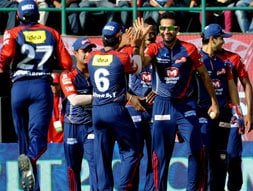 IPL 5: Delhi knocks Punjab out of contention
