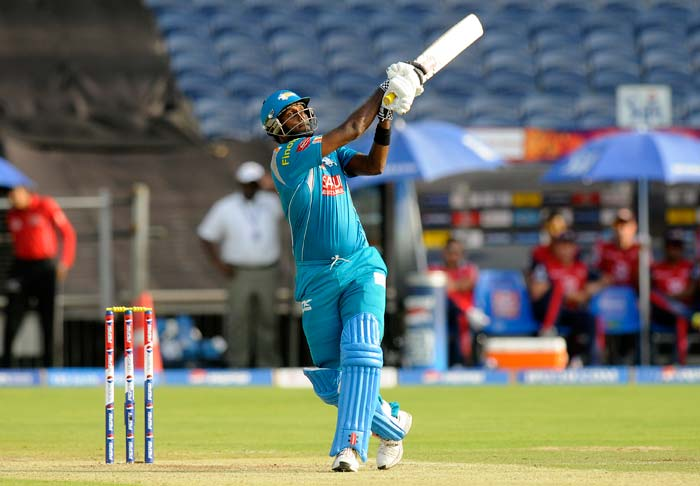 Angelo Mathews hit an unbeaten 30 to help Pune finish with 172/5 in 20 overs. (BCCI Image)