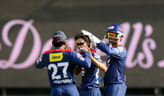 Shahbaz Nadeem led Delhi's attack from the front with 1 for 21 in four overs. (BCCI Image)