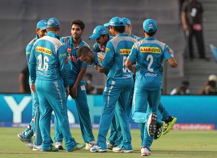Pune Warriors India beat Delhi Daredevils by 38 runs in Pune to finish in 8th position. (BCCI Image)