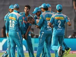 Pune avoid wooden spoon, beat Delhi by 38 runs