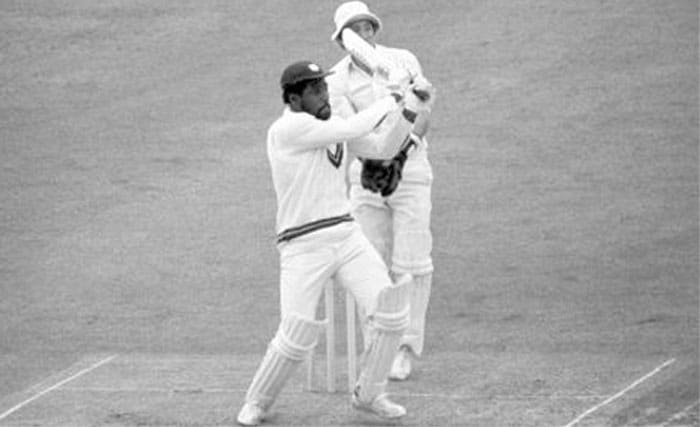 """West Indian great Vivian Richards on Sachin: """"I think he is marvellous. I think he will fit in whatever category of Cricket that has been played or will be played, from the first ball that has ever been bowled to the last ball that's going to be. He can play in any era and at any level. I would say he's 99.5 per cent perfect."""""""