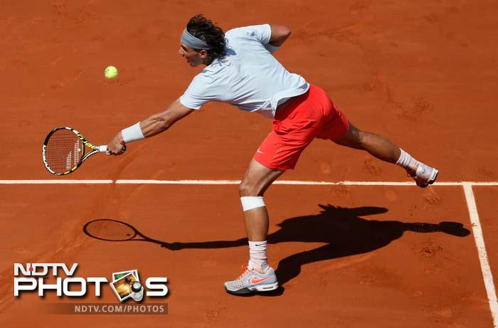 After the fourth set was claimed by Djokovic, Nadal had to dig deep in his reserves in the fifth set to play his best tennis of the tournament against a high quality opponent.