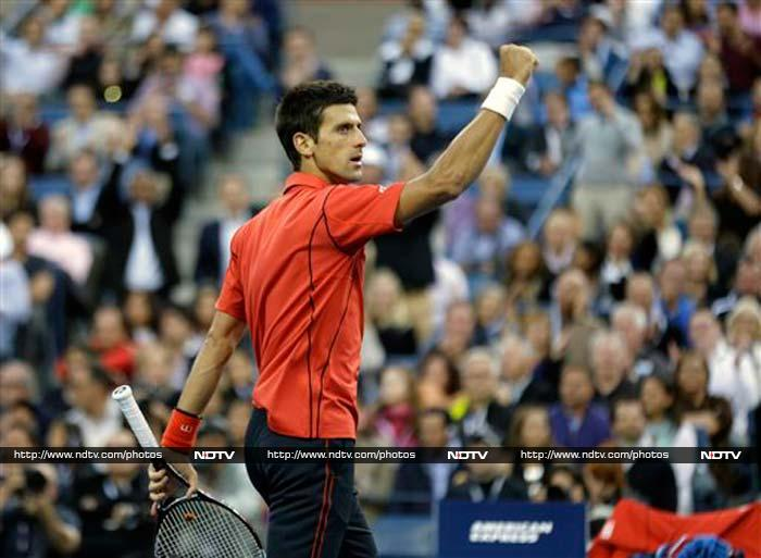 For Djokovic, playing in a fourth successive final in New York, it was a devastating defeat in a year which started with a fourth Australian Open title but was followed by a semi-final loss at the French Open to Nadal and a Wimbledon final mauling by Andy Murray.