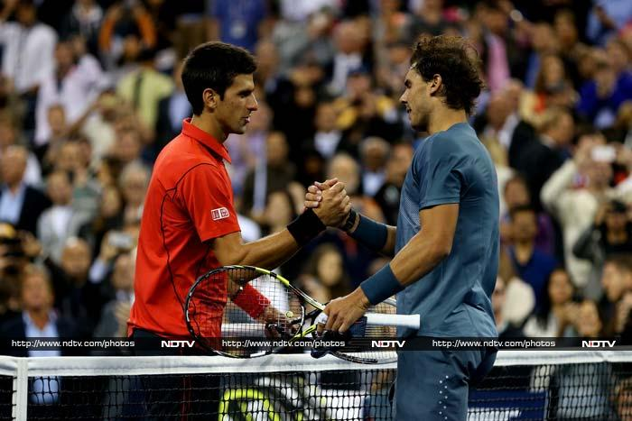 In the pair's record-setting 37th meeting, world number two Nadal, who only returned to the tour in February following a seven-month injury lay-off, took his lead over Djokovic to 22-15 as he added the US Open crown to the eighth French Open he claimed in June.