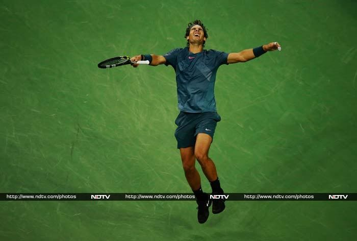 This win though earns Nadal a total of $3.6 million, taking his career earnings through the $60 million mark.