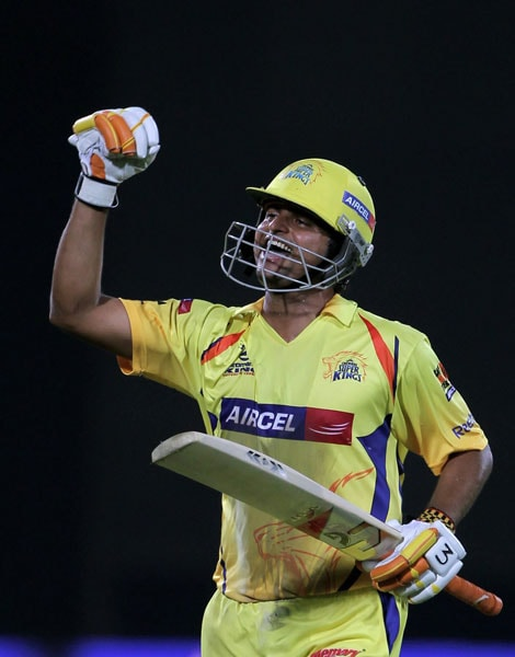Vice-captain of the Chennai Super Kings, Raina has also played his part in the T20 wins for his club. All this of course, built on solid domestic and U-19 performances.