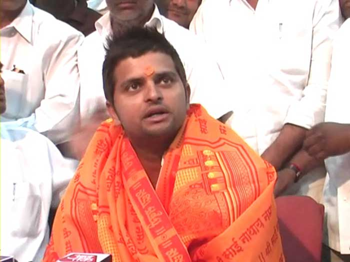 Suresh Raina was one of the least played cricketers of India's World Cup campaign, but when he got a chance, he made it count. Just two days after the World Cup final, the batsman was seen offering prayers at the holy shrine of Shirdi.