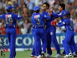 IPL 5: Pune submit to sublime Rajasthan