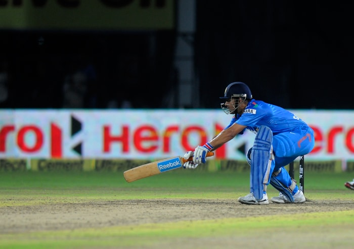 Yuvraj was ably supported by India skipper MS Dhoni in the chase. The two shared a quickfire 102-run unbeaten stand that took the hosts to a 6-wicket win. Dhoni ended at a 21-ball unbeaten 24 and Yuvraj with 35-ball 77*.