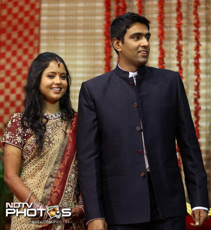 Earlier in the week, skipper MS Dhoni had wished the couple luck.